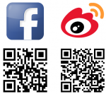 Social Media QR Codes Top